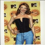 Click here for more info about 'Kylie Minogue - Autographed Photo'