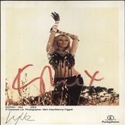 Click here for more info about 'Kylie Minogue - Autographed Photograph'