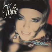 Click here for more info about 'Kylie Minogue - Better The Devil You Know'