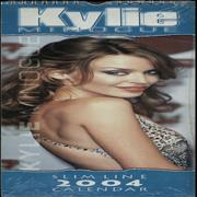 Click here for more info about 'Kylie Minogue - Calendar 2004 [Slim Edition] - Quantity of TEN'