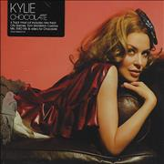 Click here for more info about 'Kylie Minogue - Chocolate'