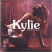 """Kylie Minogue Dancing UK 7"""" vinyl"""