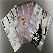 Click here for more info about 'Kylie Minogue - Elle - Set of 3 magazines'