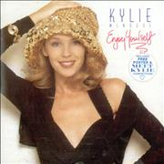 Click here for more info about 'Kylie Minogue - Enjoy Yourself + Poster & Sticker'