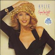 Click here for more info about 'Kylie Minogue - Enjoy Yourself + Poster - EX'