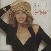 Click here for more info about 'Kylie Minogue - Enjoy Yourself + Poster'