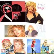 Click here for more info about 'Kylie Minogue - Enjoy Yourself - Postcard & Slicpase + obi'