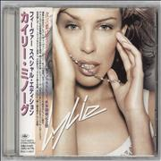 Click here for more info about 'Kylie Minogue - Fever + Obi'