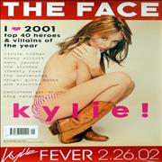 Click here for more info about 'Kylie Minogue - Fever - The Face'