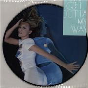 Click here for more info about 'Kylie Minogue - Get Outta My Way'