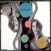 Click here for more info about 'Kylie Minogue - Give Me Just A Little More Time'