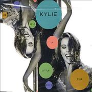 Kylie Minogue Give Me Just A Little More Time Germany CD single