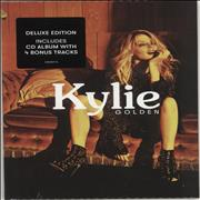 Click here for more info about 'Kylie Minogue - Golden - Deluxe Editiion - Sealed'