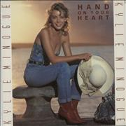 Click here for more info about 'Hand On Your Heart - picture sleeve'