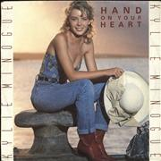 Click here for more info about 'Kylie Minogue - Hand On Your Heart'