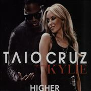 Click here for more info about 'Kylie Minogue - Higher'