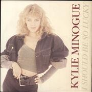 Click here for more info about 'Kylie Minogue - I Should Be So Lucky - Injection'
