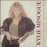 Click here for more info about 'Kylie Minogue - I Should Be So Lucky'