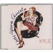 Kylie Minogue I Was Gonna Cancel UK CD single