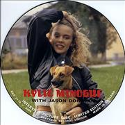 Click here for more info about 'Kylie Minogue - Interview Picture Disc'