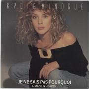 Click here for more info about 'Kylie Minogue - Je Ne Sais Pas Pourquoi - Jukebox'
