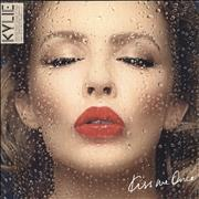Kylie Minogue Kiss Me Once UK 2-LP vinyl set