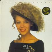Click here for more info about 'Kylie Minogue - Kylie - Hype Stickered [2 songs]'