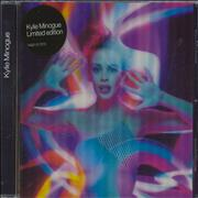 Click here for more info about 'Kylie Minogue - 3D Sleeve'