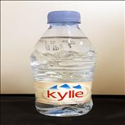 Click here for more info about 'Kylie Natural Mineral Water - Evian'