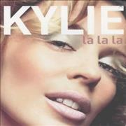 Click here for more info about 'Kylie Minogue - La La La'