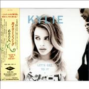 Click here for more info about 'Kylie Minogue - Let's Get To It + Obi'