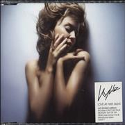 Click here for more info about 'Kylie Minogue - Love At First Sight'