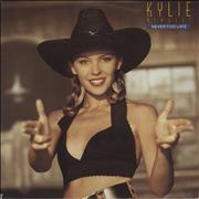 Click here for more info about 'Kylie Minogue - Never Too Late'