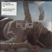 Click here for more info about 'Kylie Minogue - On A Night Like This'