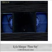 Click here for more info about 'Kylie Minogue - Please Stay'