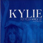 Click here for more info about 'Kylie Minogue - Put Your Hands Up (If You Feel Love)'