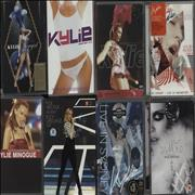 Click here for more info about 'Kylie Minogue - Quantity of Ten DVDs'