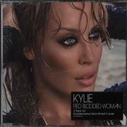 Click here for more info about 'Kylie Minogue - Red Blooded Woman'