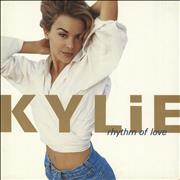 Click here for more info about 'Kylie Minogue - Rhythm Of Love - EX'