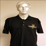 Click here for more info about 'Showgirl The Greatest Hits Tour - Crew - Capital Sound Black Polo shirt - Medium'