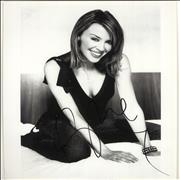 Click here for more info about 'Kylie Minogue - Signed Photograph'