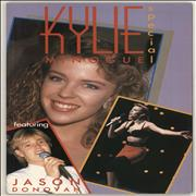 Click here for more info about 'Kylie Minogue - Special 1989 - Softback'