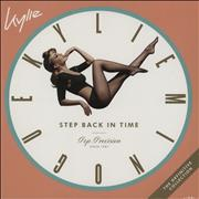 Click here for more info about 'Kylie Minogue - Step Back In Time: The Definitive Collection'