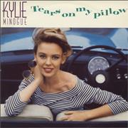 Click here for more info about 'Kylie Minogue - Tears On My Pillow'