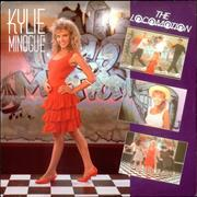 Click here for more info about 'Kylie Minogue - The Locomotion - p/s'