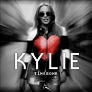Kylie Minogue Timebomb UK CD single
