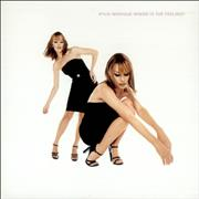 Click here for more info about 'Kylie Minogue - Where Is The Feeling - 5-Track'