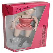 Click here for more info about 'Kylie Minogue - World Music Awards - Poseable Figure'