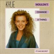 Click here for more info about 'Kylie Minogue - Wouldn't Change A Thing'