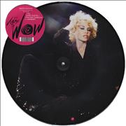 """Kylie Minogue Wow UK 12"""" picture disc"""
